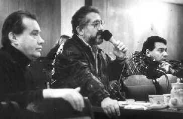 Алексей Порай-Кошиц, Лев Додин, Валерий Галендеев