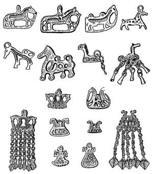 Образы животных в народном искусстве