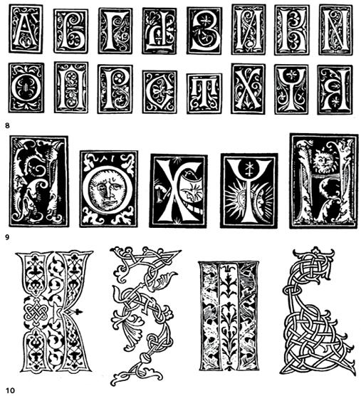 Готический орнамент узоры орнаменты