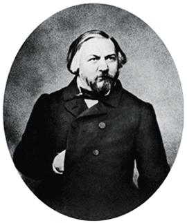 М. Глинка