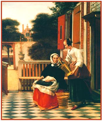 Хозяйка и ее служанка